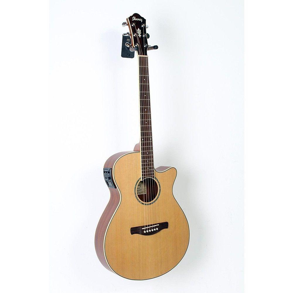 Ibanez AEG15II Acoustic-Electric Guitar Natural 190839016126