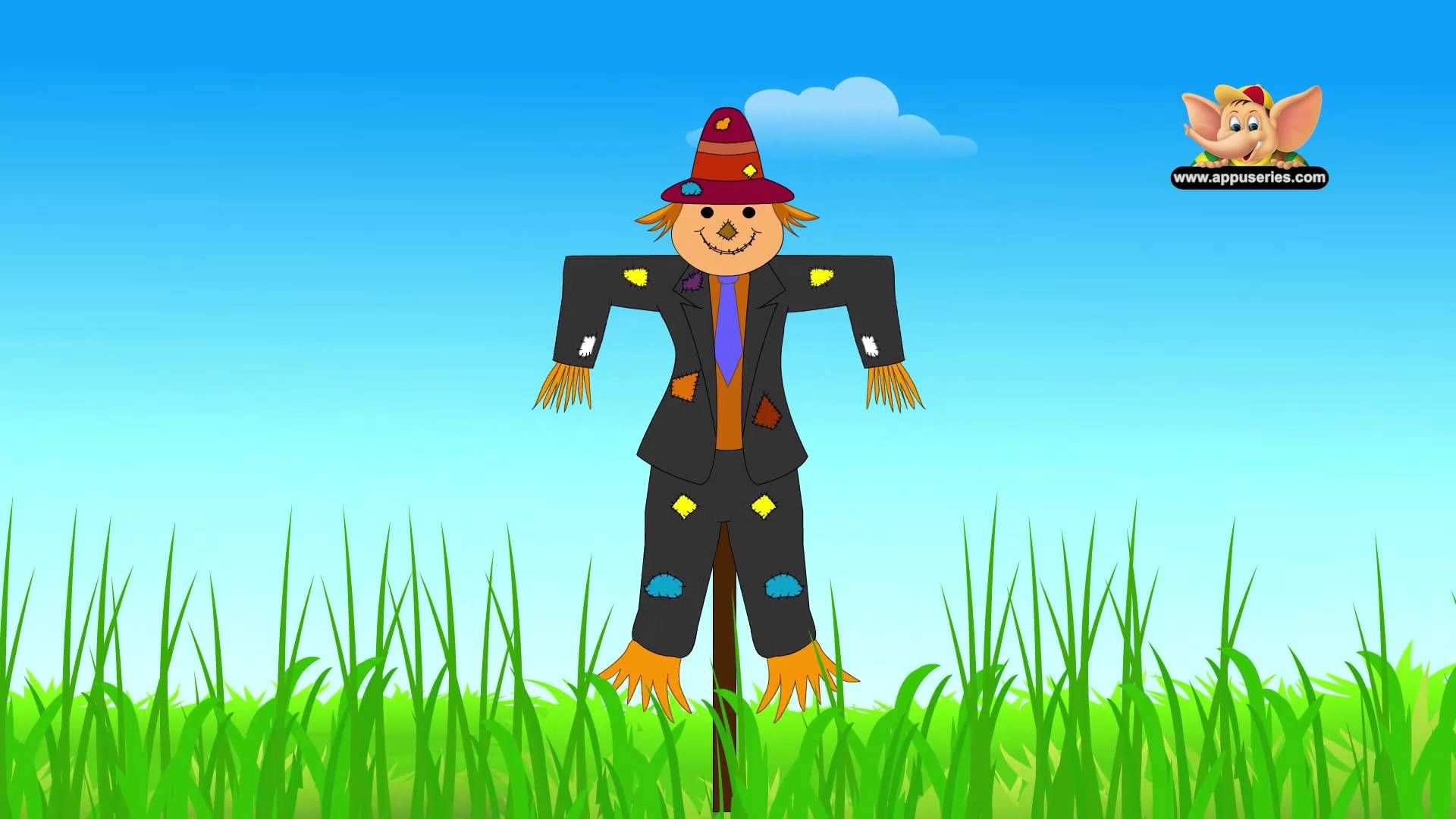 Im A Dingly Dangly Scarecrow