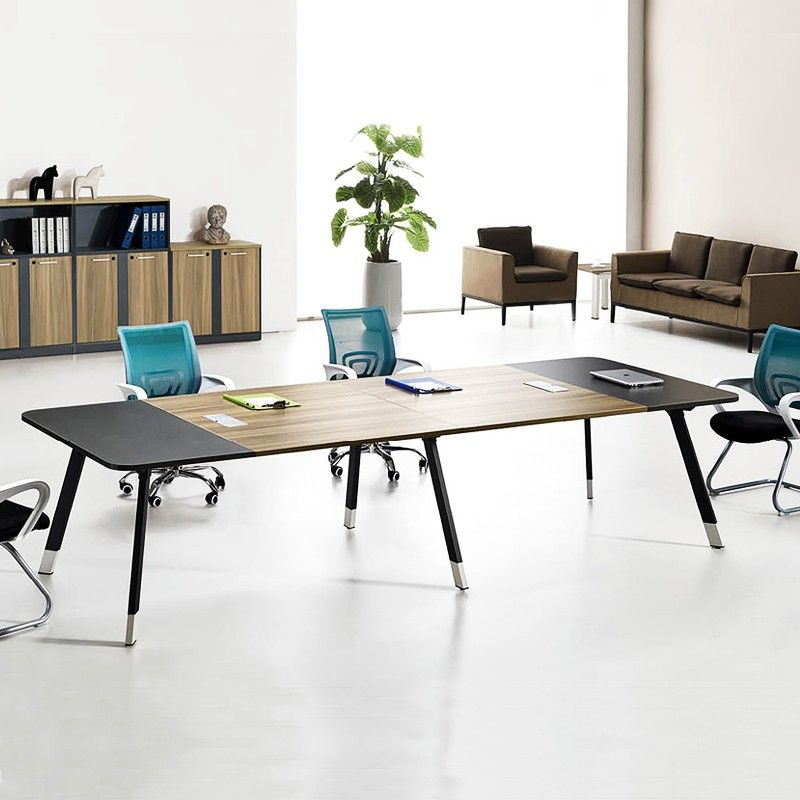 Wholesale Cheap Modern Office Furniture Melamine Board Conference - Cheap modern conference table