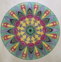 Amazon Easy Mandalas For Beginners Adult Coloring