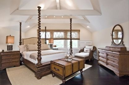 Town & Country Real Estate - Southampton #TownandCountry #Hamptons #Bedroom #HomeDecor