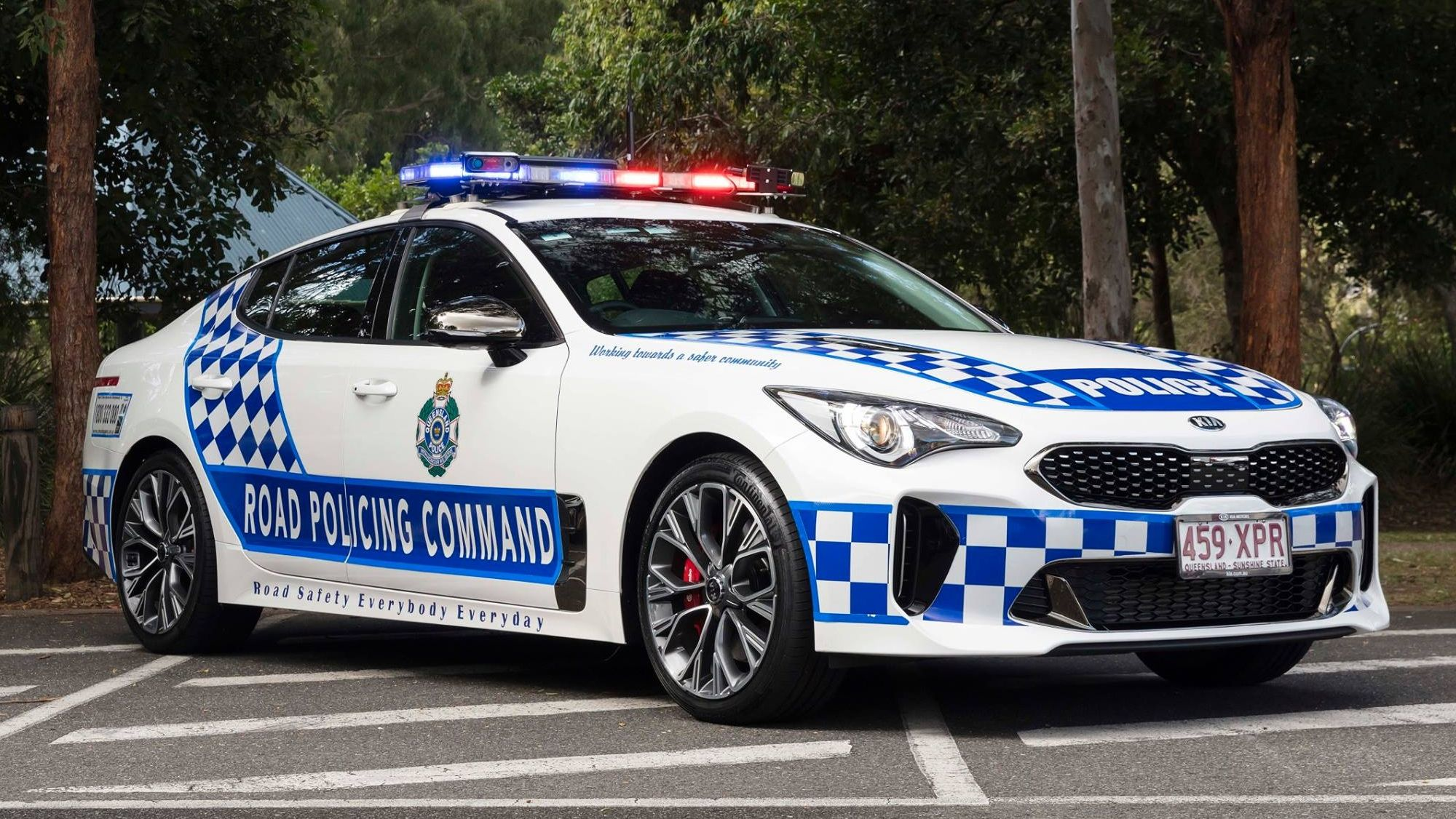 Australian Police Department To Sting Speeding Drivers With The
