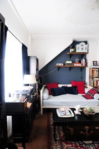 Our DC editor shows off her small but beautiful home
