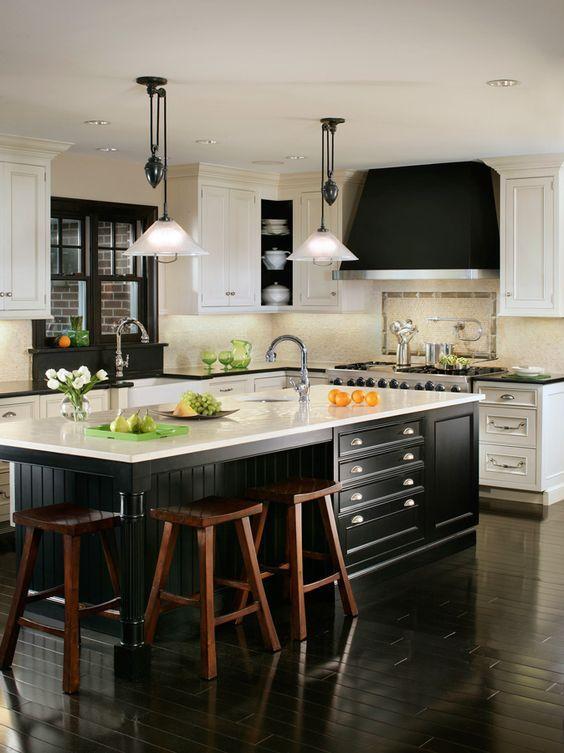Explore Black Kitchens, All White Kitchen And More!