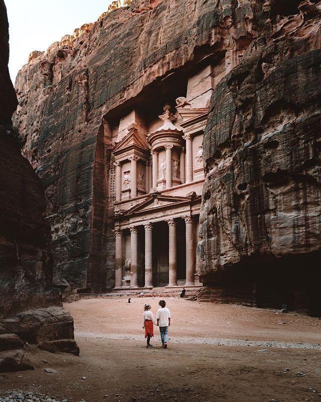 Petra, Jordan - #fly #Jordan #Petra #traveltojordan