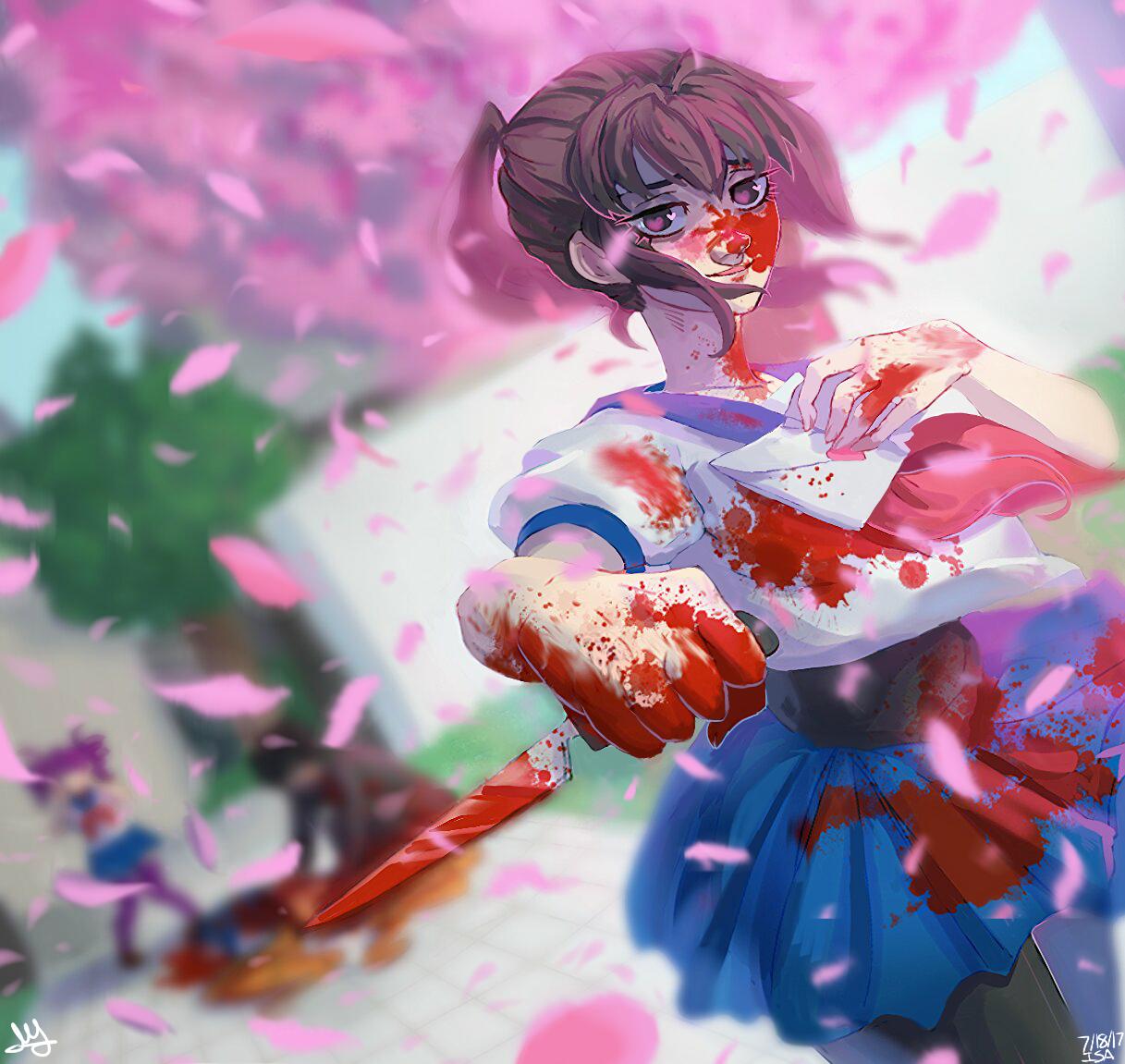 Game development blog yandere classmates anime pinterest nice - Yandere Simulator Development Blog