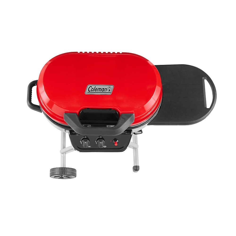 Coleman Roadtrip 225 Portable Stand-Up Propane Grill #Ad