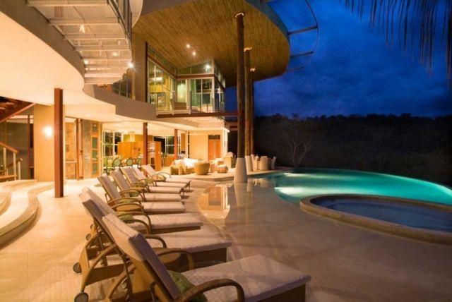 Manuel Antonio Vacation Rental - Casa Fantastica - 8-bedroom luxury home with private Cinema, Gym and Games Room