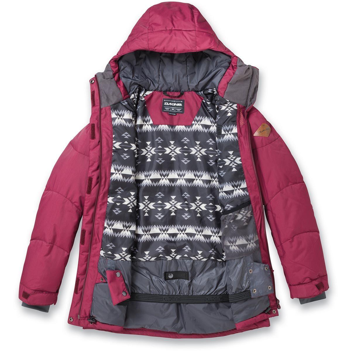 Dakine Cascadia Damen Jacket Ski-/Snowboard Jacke Rosewood