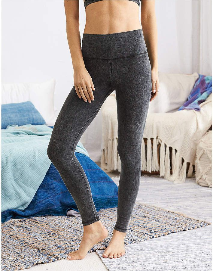 a83dff62e8e470 aerie Chill High Waisted Legging | Products | Mens outfitters ...
