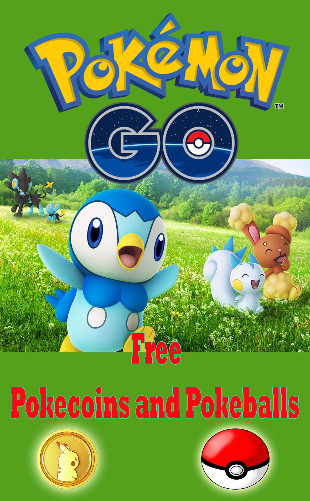 Hack pokemon go unlimited pokecoins and pokeballs in