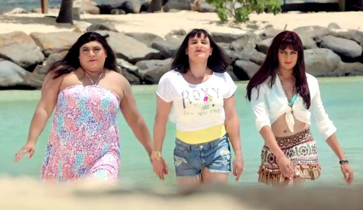 Best #Twitter Jokes on Sajid Khan's #Humshakals: You are gonna die laughing with these cruel jokes pulled on #SaifAliKhan as well as Riteish Deshmukh