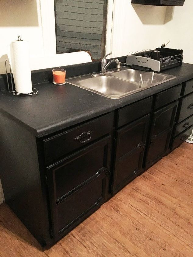 When Youu0027re SO Over Your Laminate Kitchen Countertops This Might Be The  Most Inexpensive Way To Dramatically Transform Them!
