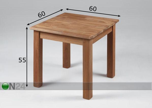 Pöytä KALVI CM-44485