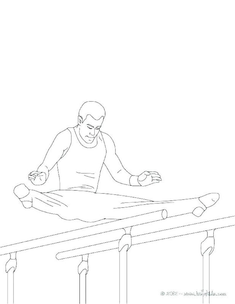 Gymnastics Coloring Pages Free Coloring Sheets Sports Coloring Pages Coloring Pages Gymnastics [ 1034 x 800 Pixel ]