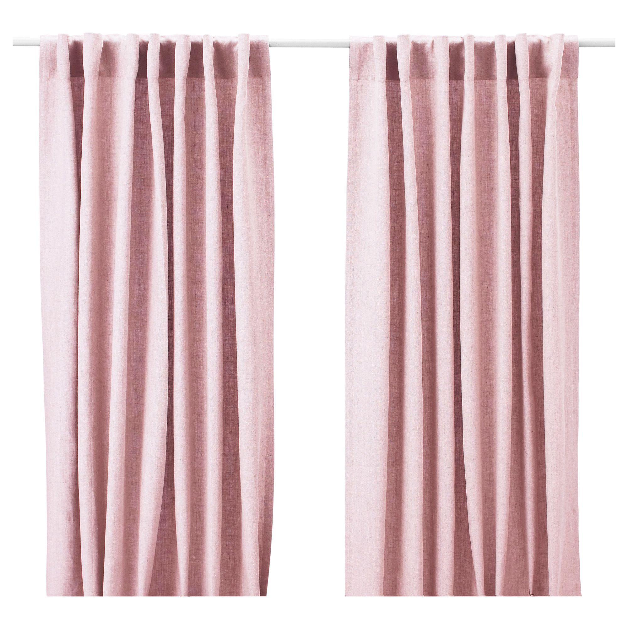 Aina cortina 1par ikea deco cortinas pinterest - Cortinas exterior ikea ...
