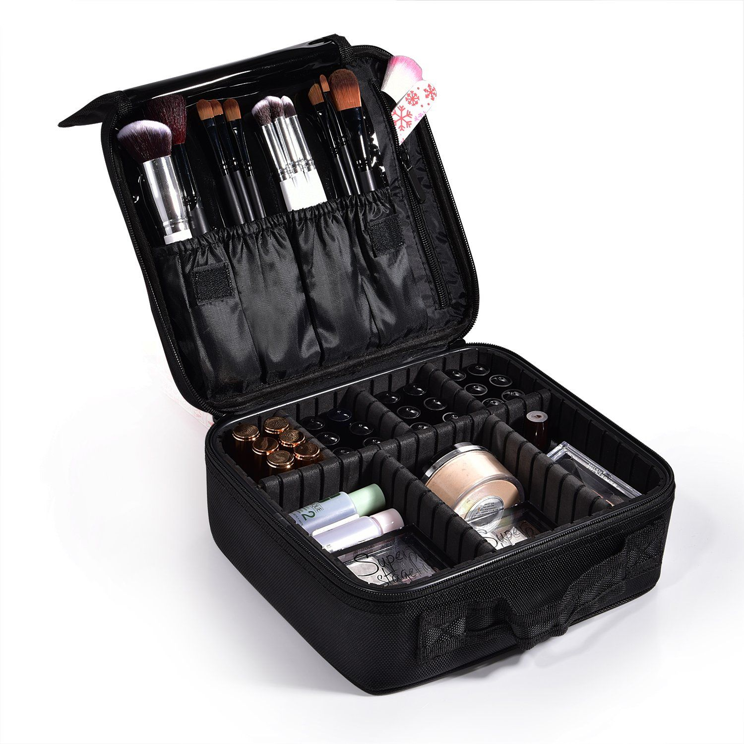 Cosmetic Travel Bag Makeup Organizer  Make Up Bags With
