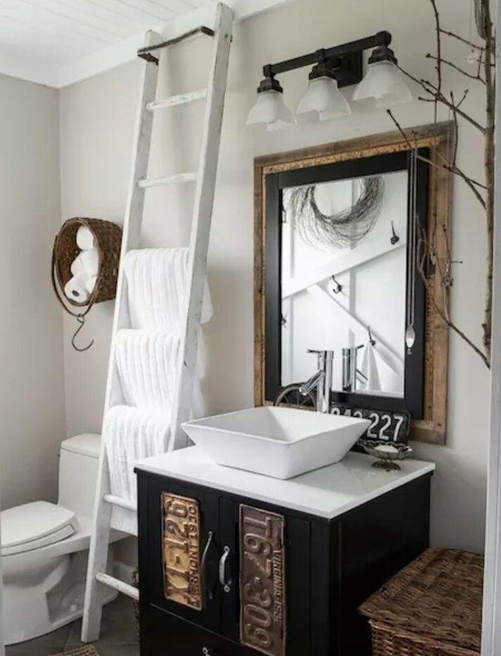 Deco de toilette, salle de bain | House decor | Pinterest | House