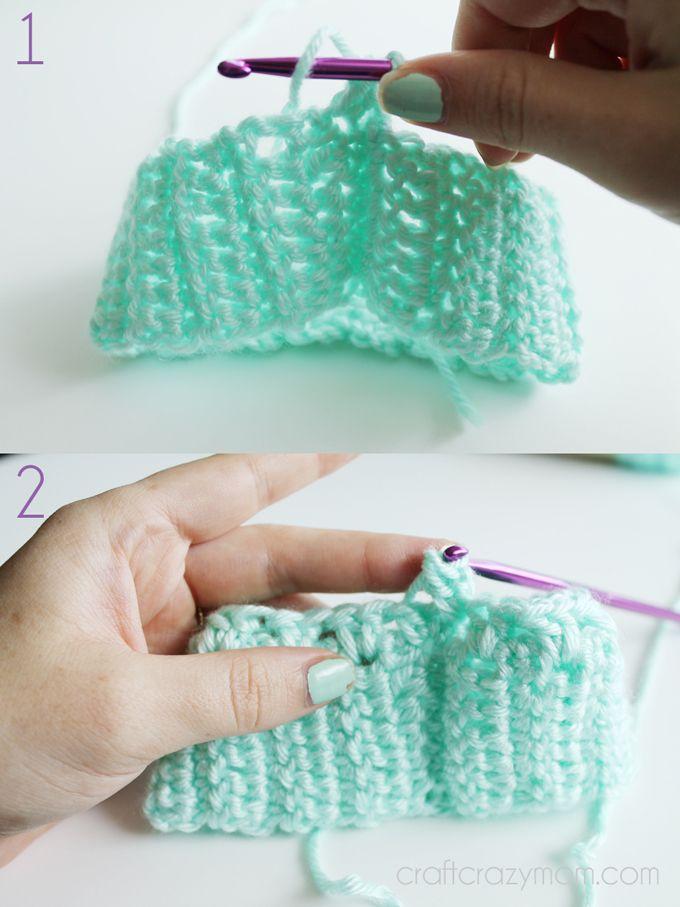 crafting on a dime) diy crochet boot cuff | Tejido, Botas y Ganchillo