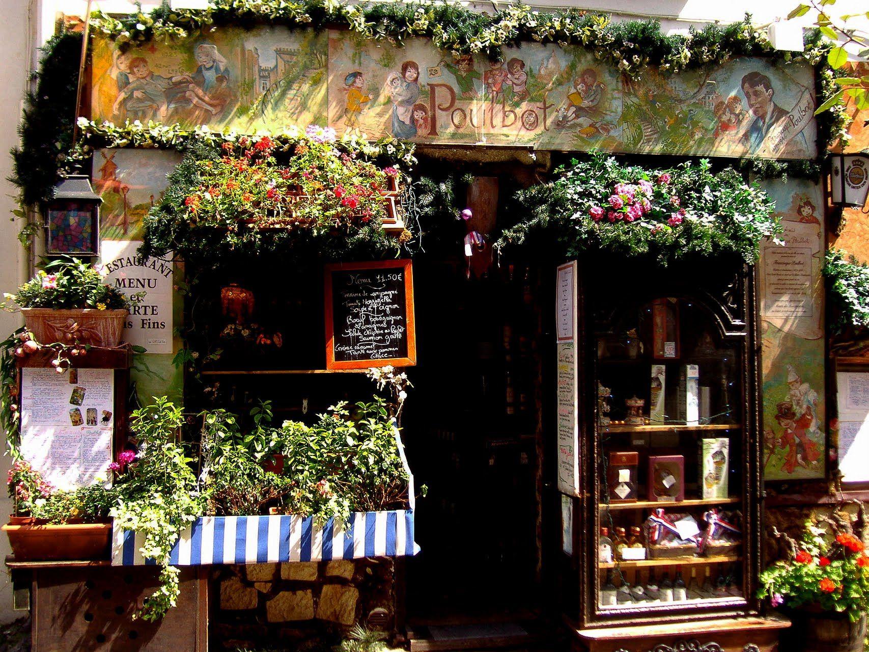 Le poulbot montmartre parigi quaint restaurant museum for Le miroir restaurant montmartre