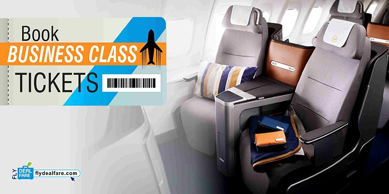 Now Easily Avail Cheap Deals On Business Class Tickets From Usa To