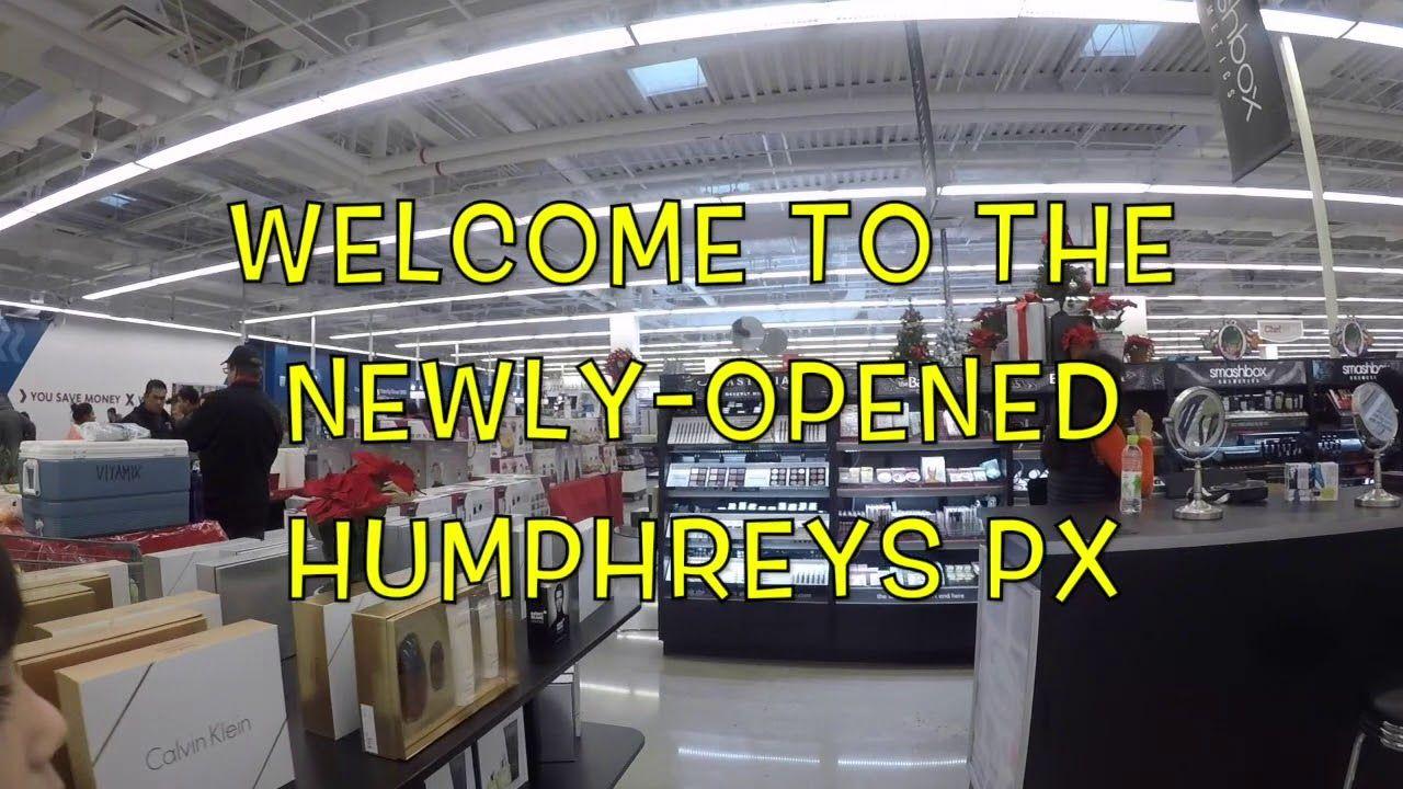 Usag Camp Humphreys Px Mall In Pyongtek South Korea Black Friday Shopping Newly Opened Humphreys Exchange In South Korea South Korea Korea Travel Korea
