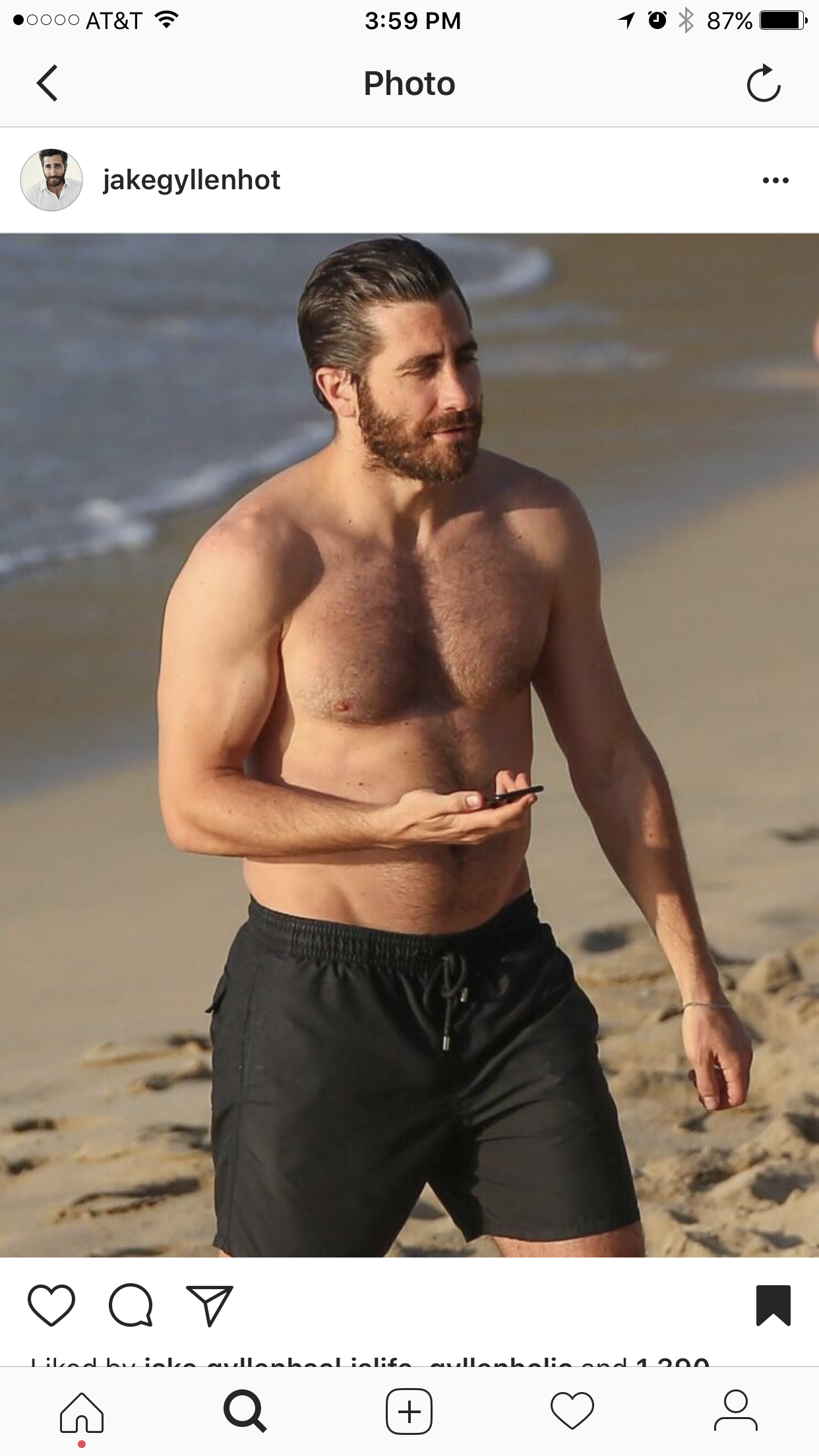 foto Jake Gyllenhaal Is a Hot Dad in Calvin Kleins New Campaign