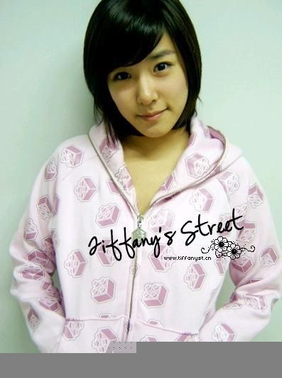 Tiffany SNSD srt hair look | cute srt hair look | Pinterest ...