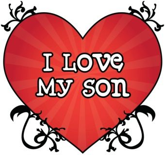Happy Valentines Day To A Son In Heaven Happy Valentines Day To