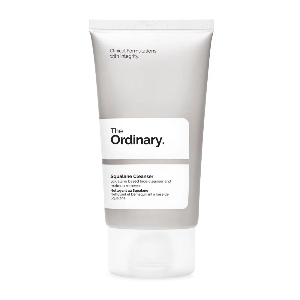 The Ordinary Nettoyant au Squalane 50ml (With images
