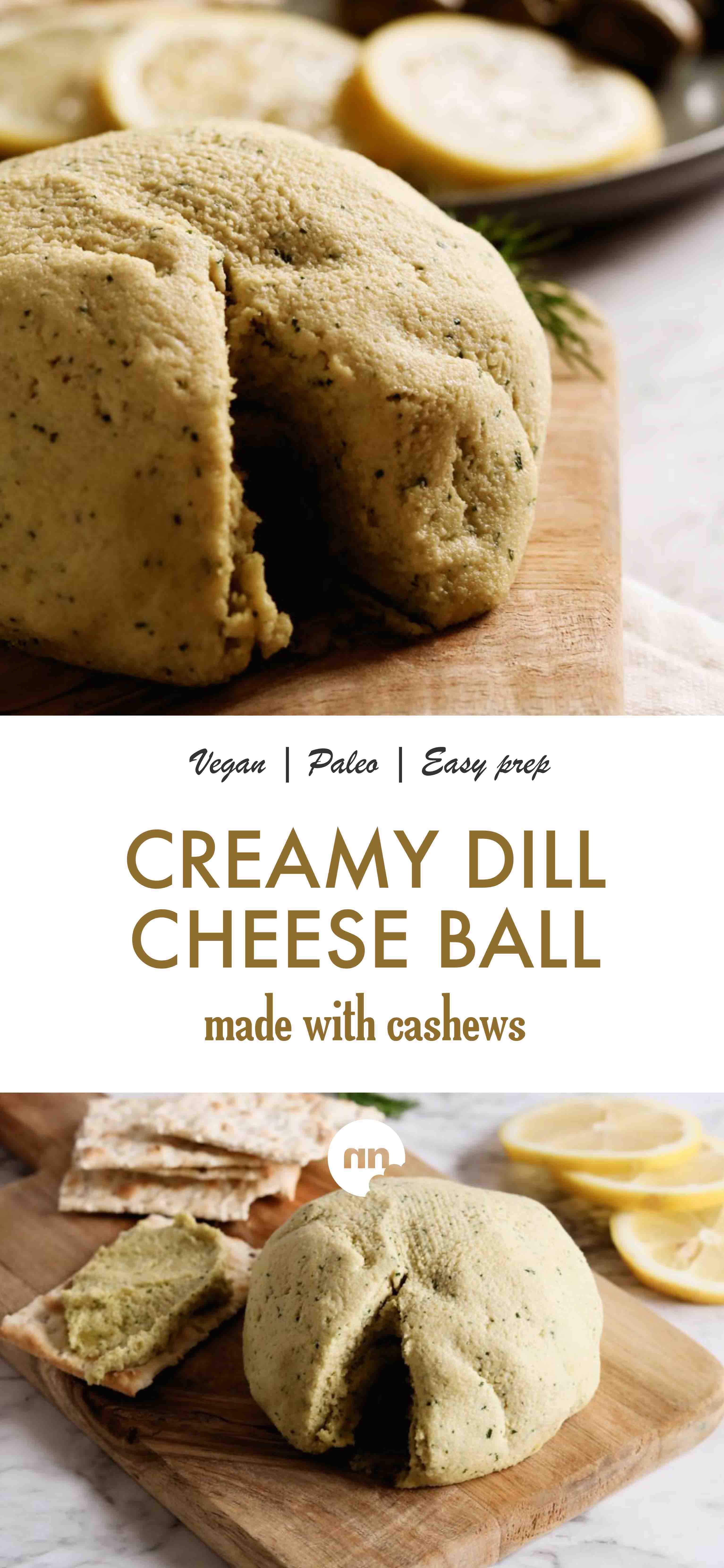 Loaded Dill Vegan Cashew Cream Cheese Naughty Nutrition A Plant Based Cheese Recipe That I With Images Food Processor Recipes Cheese Nutrition Healthy Appetizer Recipes
