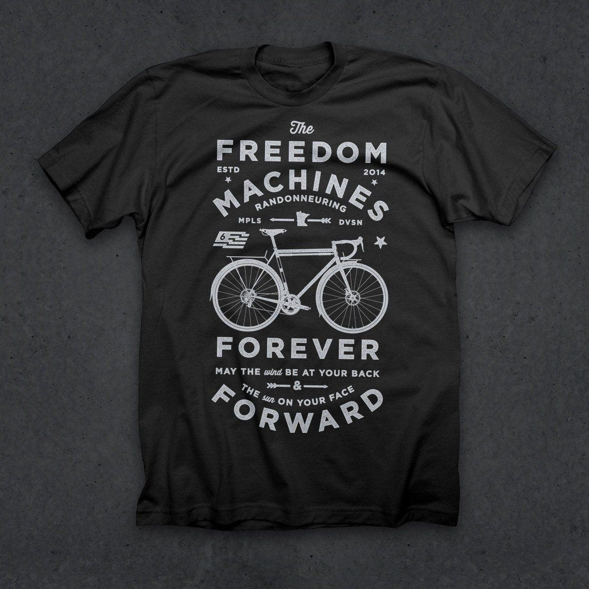 DHDWear MTB Trooper T-Shirt Large Black