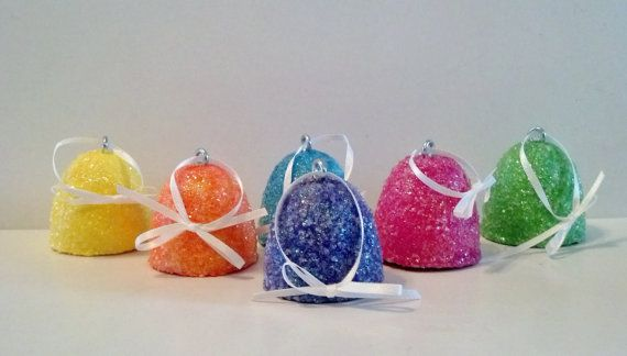 Candy Land Inspired Gumdrop Ornaments for by FakeCupcakeCreations ...