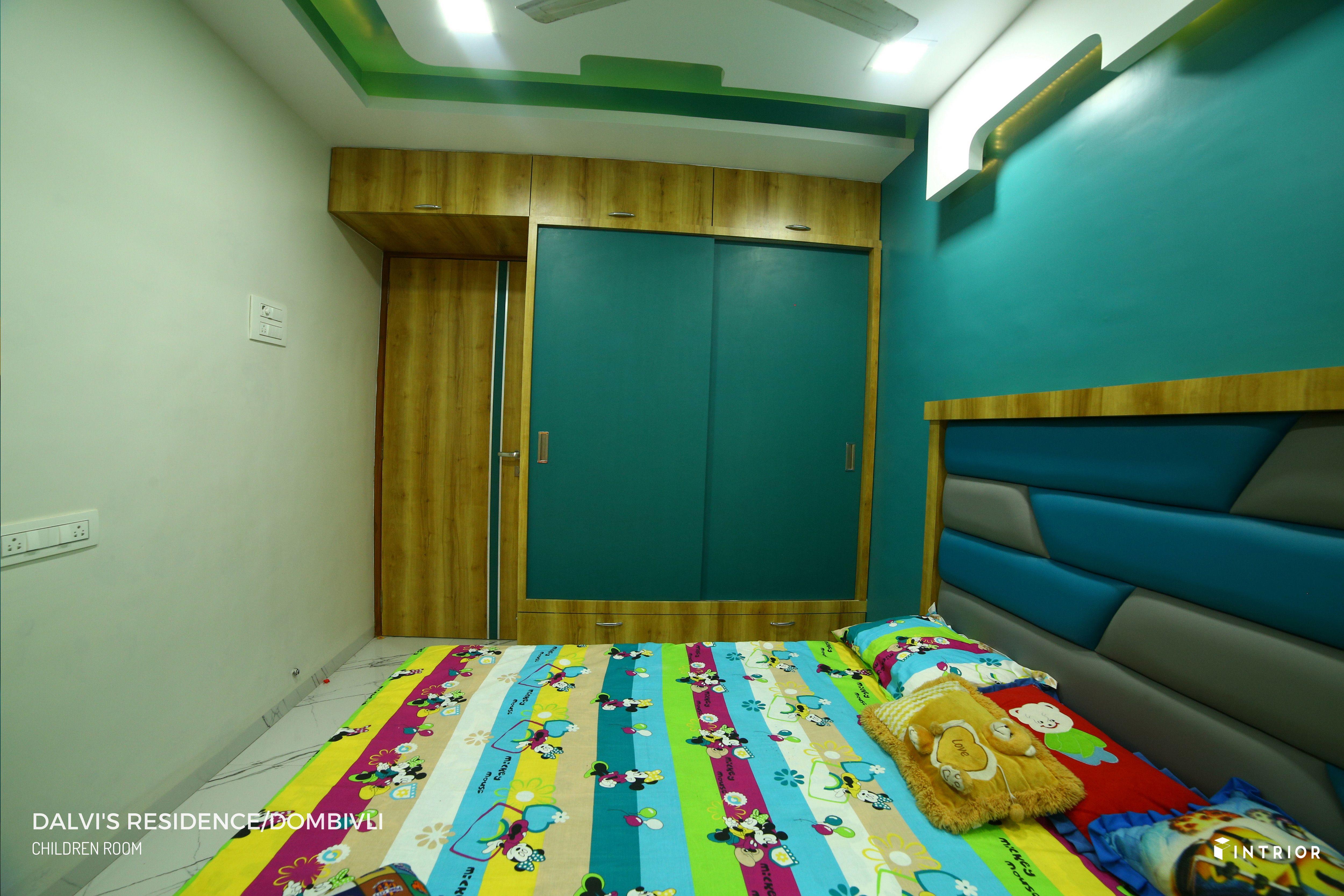 Children Room Design At Dombivli Thane Kids Room Design