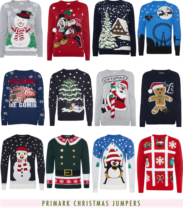 l'ultimo 15d10 9db7b Primark Christmas Jumpers | Christmas Jumper Day | Primark ...
