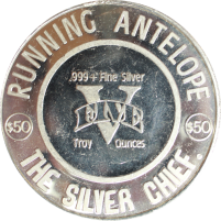 """.999 pure #silver """"round"""". http://www.gainesvillecoins.com/category/405/silver-rounds-and-bars.aspx"""