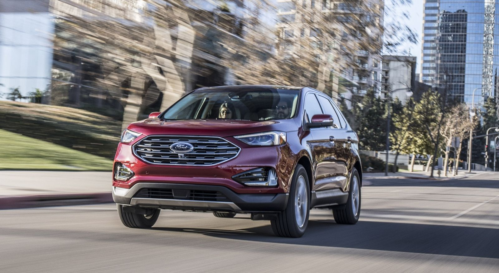 The  Ford Edge St Is A Thing Now