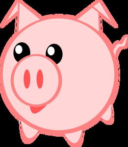 Little Pig Pig Art Cute Pigs Pig Clipart