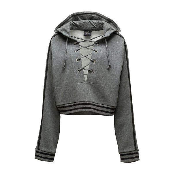 RISING SUN LACING SWEATSHIRT (2.255 ARS) ❤ liked on Polyvore featuring tops, hoodies, sweatshirts, hoodie sweatshirts, sweatshirt hoodies, lace-up tops, lace up sweatshirt and thick hoodies
