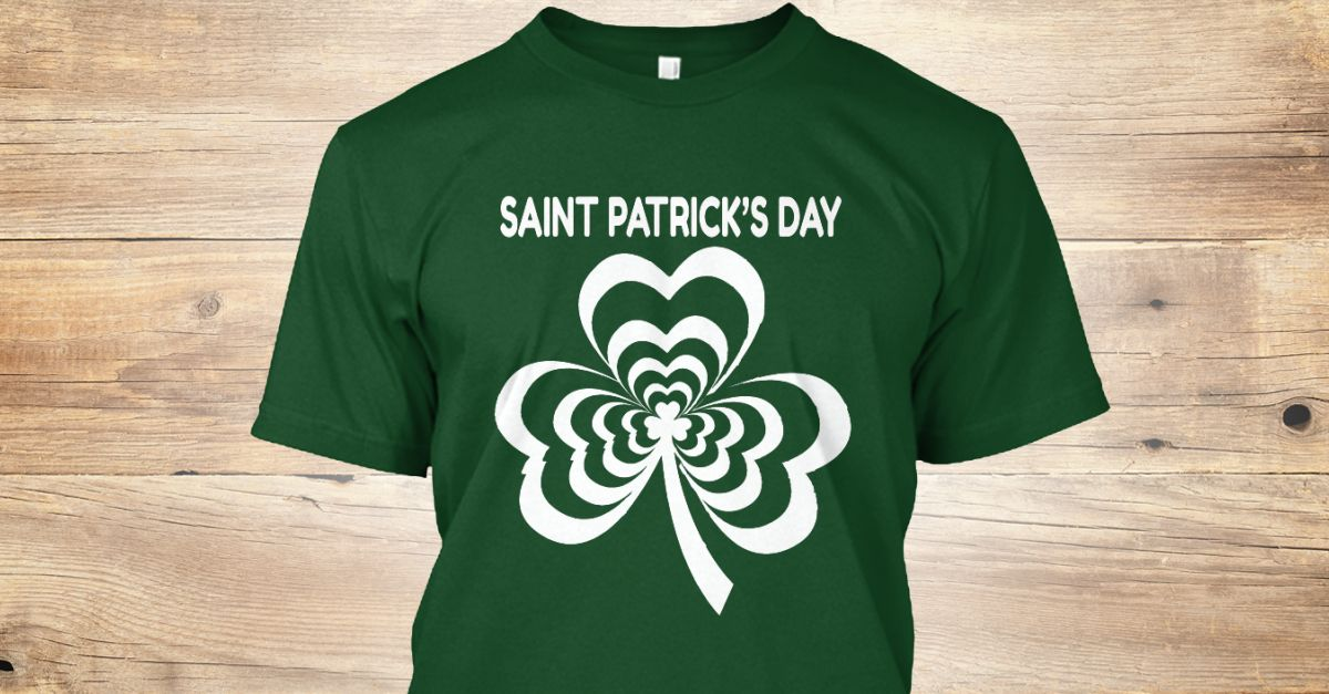 Discover Saint Patrick's Day T-Shirt from Dad plus only on Teespring - Free Returns and 100% Guarantee