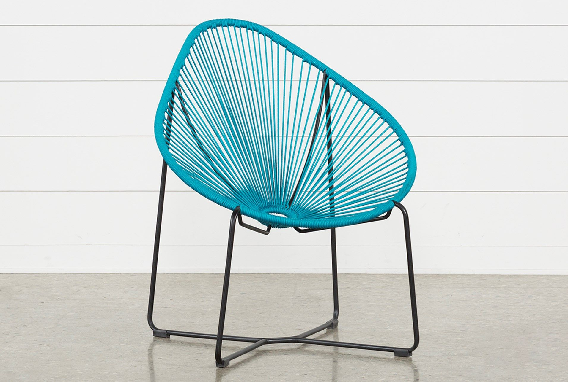Groovy Outdoor Acapulco Turquoise Rope Chair In 2019 Austin Camellatalisay Diy Chair Ideas Camellatalisaycom