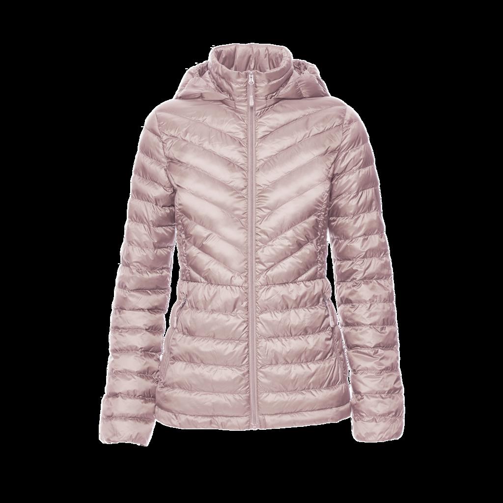 32 Degrees Women S Lightweight Packable Down Jacket Light Blush Packable Jacket Jackets Outerwear Women [ 1024 x 1024 Pixel ]