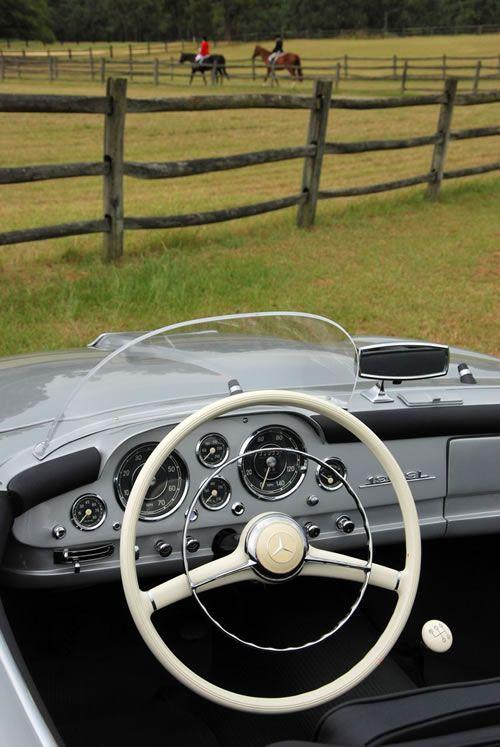 190 SL 1954 Prototyp