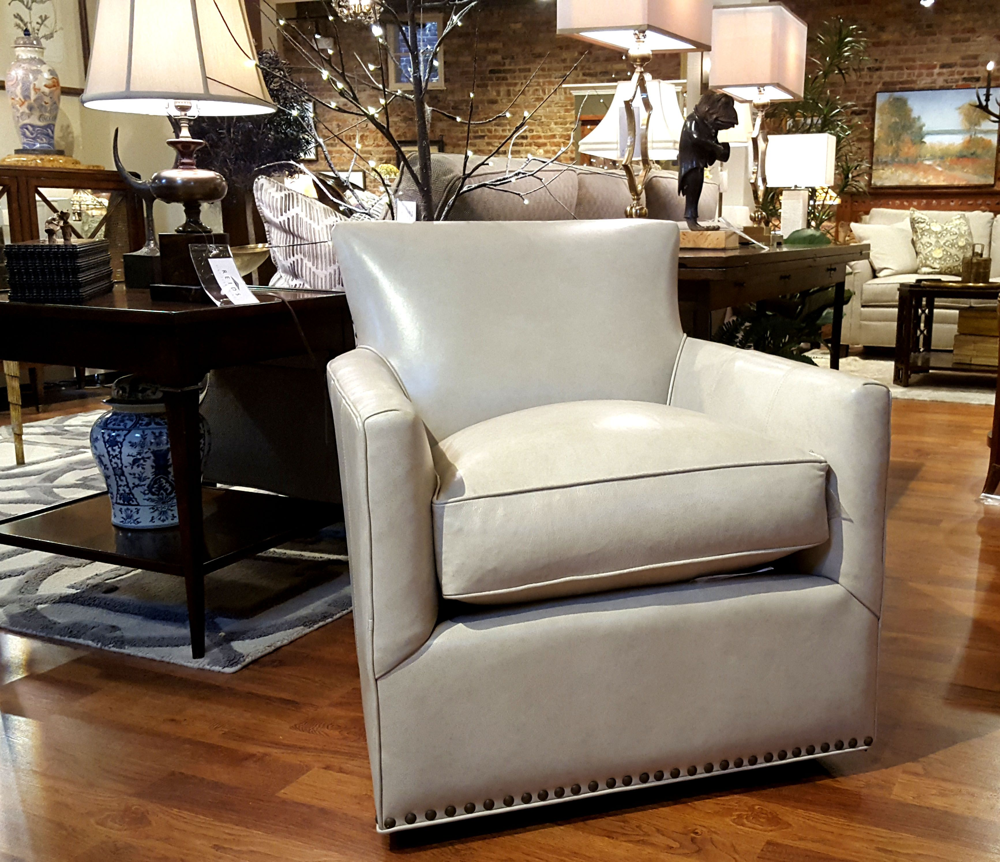 Chair Designs For Living Room This Leather Swivel Chair From Our House Designs Will Easily