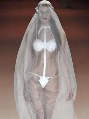 images of the UGLIEST wedding gowns ever - Google Search