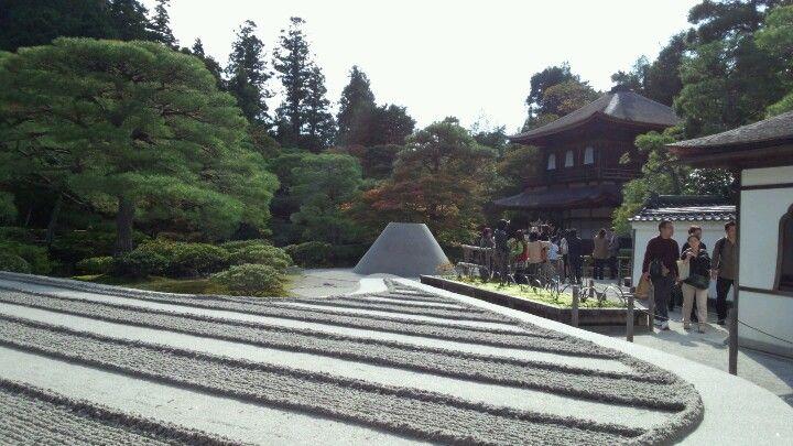銀閣寺 GinkakujiTemple@Kyoto