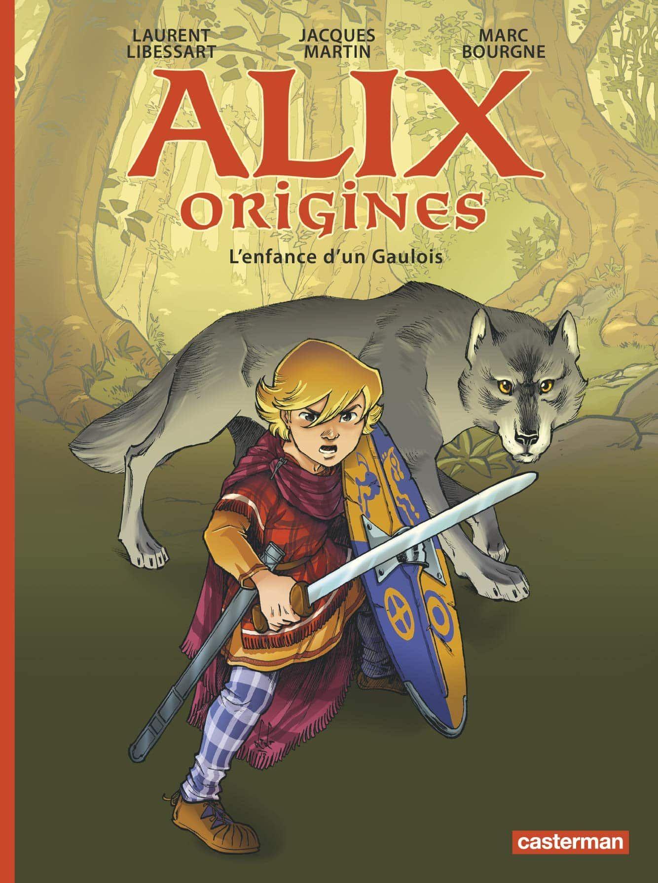 Alix Origines, déjà intrépide (avec images) Bd enfant