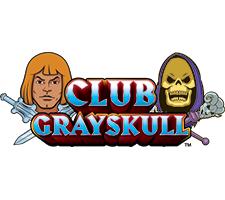 MattyCollector.com Online Store - Club Grayskull™
