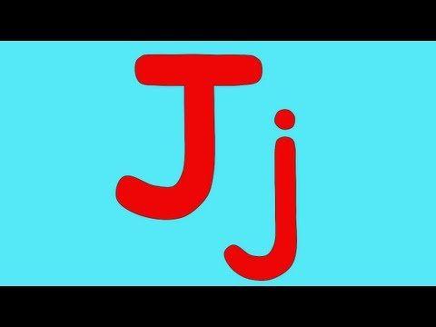 The J Song K 1 Phonics ABC Videos Pinterest