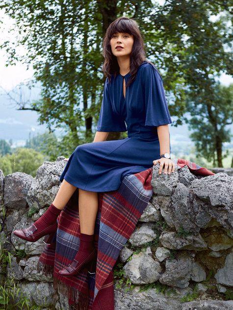 A/W sewing wish list  Cool Britannia Burda pattern collection